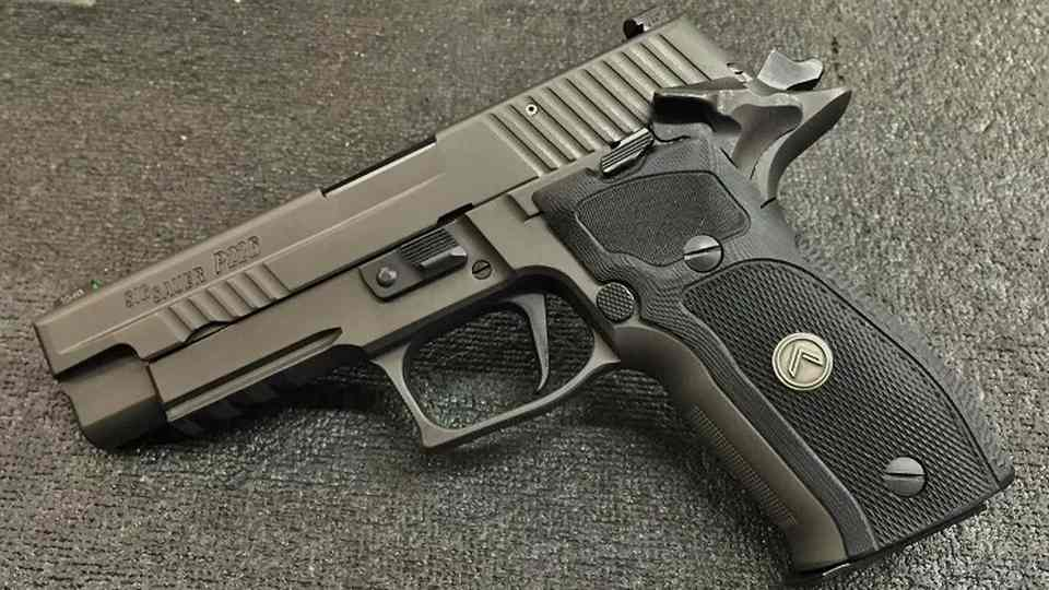 Pistol & Revolver Shooting
