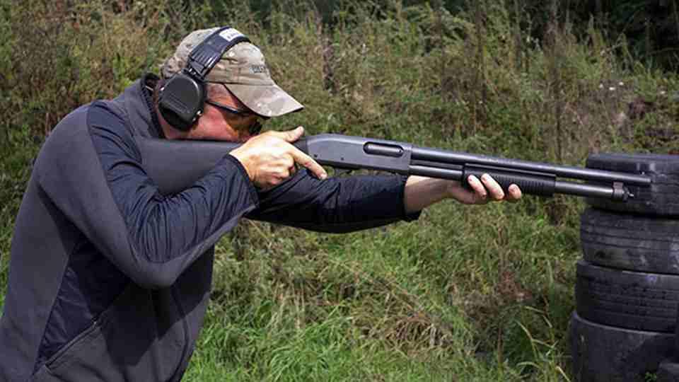 Pistol, Revolver and Shotgun Shooting